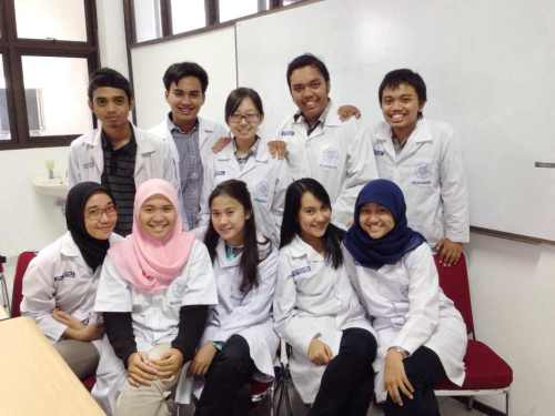 skills lab pertama